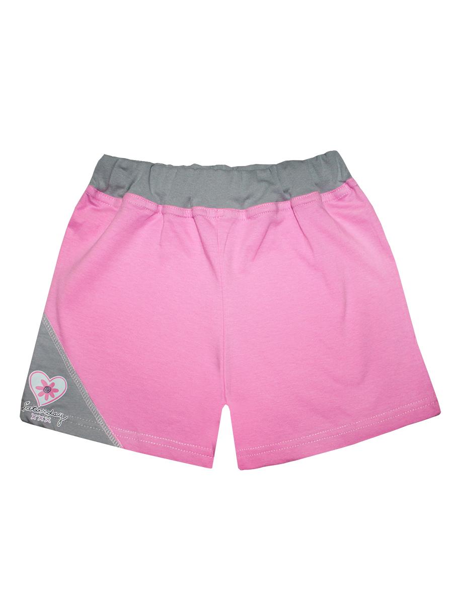Шорты для девочки. 1972019720Удобные шорты для девочки КотМарКот идеально подойдут вашей дочурке. Изготовленные из натурального хлопка, они мягкие и приятные на ощупь, не сковывают движения и позволяют коже дышать, не раздражают даже самую нежную и чувствительную кожу ребенка, обеспечивая наибольший комфорт. Шортики на талии имеют широкую эластичную резинку, не сдавливающую живот ребенка. Оформлено изделие трикотажной вставкой контрастного цвета, украшенной небольшой термоаппликацией. В таких шортах ваша принцесса будет чувствовать себя комфортно, уютно и всегда будет в центре внимания!