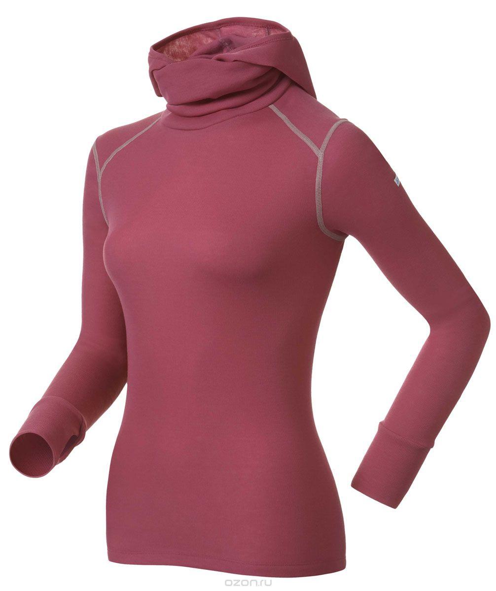 Термобелье толстовка женская Warm. 152071152071_30095Женская толстовка Odlo Warm обладает превосходной теплоизоляцией, что позволяет сохранять естественную температуру тела даже в холодную погоду. Отлично подходит для катания на сноуборде и горных лыжах. Лицевая сторона гладкая, а изнаночная - с мягким теплым начесом. Толстовка с капюшоном дополнена специальной трикотажной маской для лица, которая дополнительно защищает от ветра и неблагоприятных погодных условий. Широкие эластичные манжеты оснащены отверстиями для больших пальцев. Благодаря Effect by ODLO, материал имеет антибактериальные свойства и сдерживает запах пота. Эластичность футболки не сковывает движений, а плоские швы сохраняют комфорт на протяжении всей тренировки. Рекомендуемый температурный режим от -10°С до -15°С.