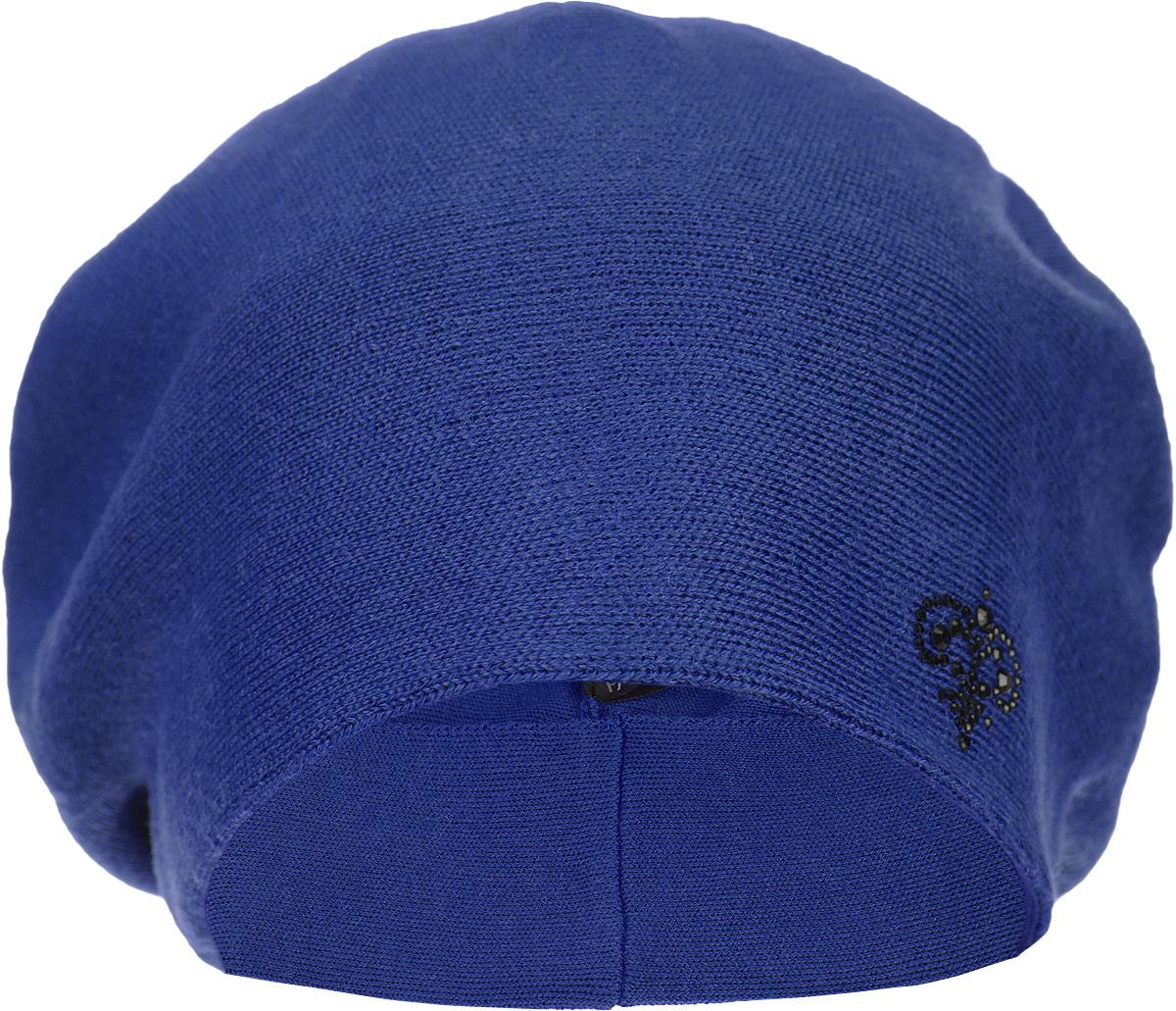 Шапка женская. F2015-9F2015-9-1Стильная женская шапка Fabretti дополнит ваш наряд и не позволит вам замерзнуть в холодное время года. Шапка выполнена из высококачественной комбинированной пряжи, что позволяет ей великолепно сохранять тепло и обеспечивает высокую эластичность и удобство посадки. Шапка украшена небольшим узором спереди, выложенным блестящими стразами. Такая шапка станет модным и стильным дополнением вашего зимнего гардероба, великолепно подойдет для активного отдыха и занятия спортом. Она согреет вас и позволит вам подчеркнуть свою индивидуальность!