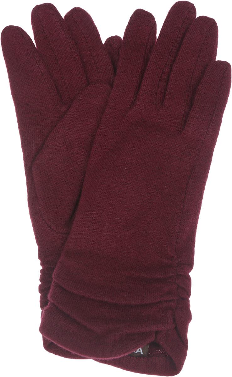 LB-PH-65Элегантные женские перчатки Labbra станут великолепным дополнением вашего образа и защитят ваши руки от холода и ветра во время прогулок. Перчатки выполнены из шерсти с добавлением акрила и ангоры, что позволяет им надежно сохранять тепло и обеспечивает удобство и комфорт при носке. Модель оформлена декоративной сборкой по всей длине манжеты. Такие перчатки будут оригинальным завершающим штрихом в создании современного модного образа, они подчеркнут ваш изысканный вкус и станут незаменимым и практичным аксессуаром.