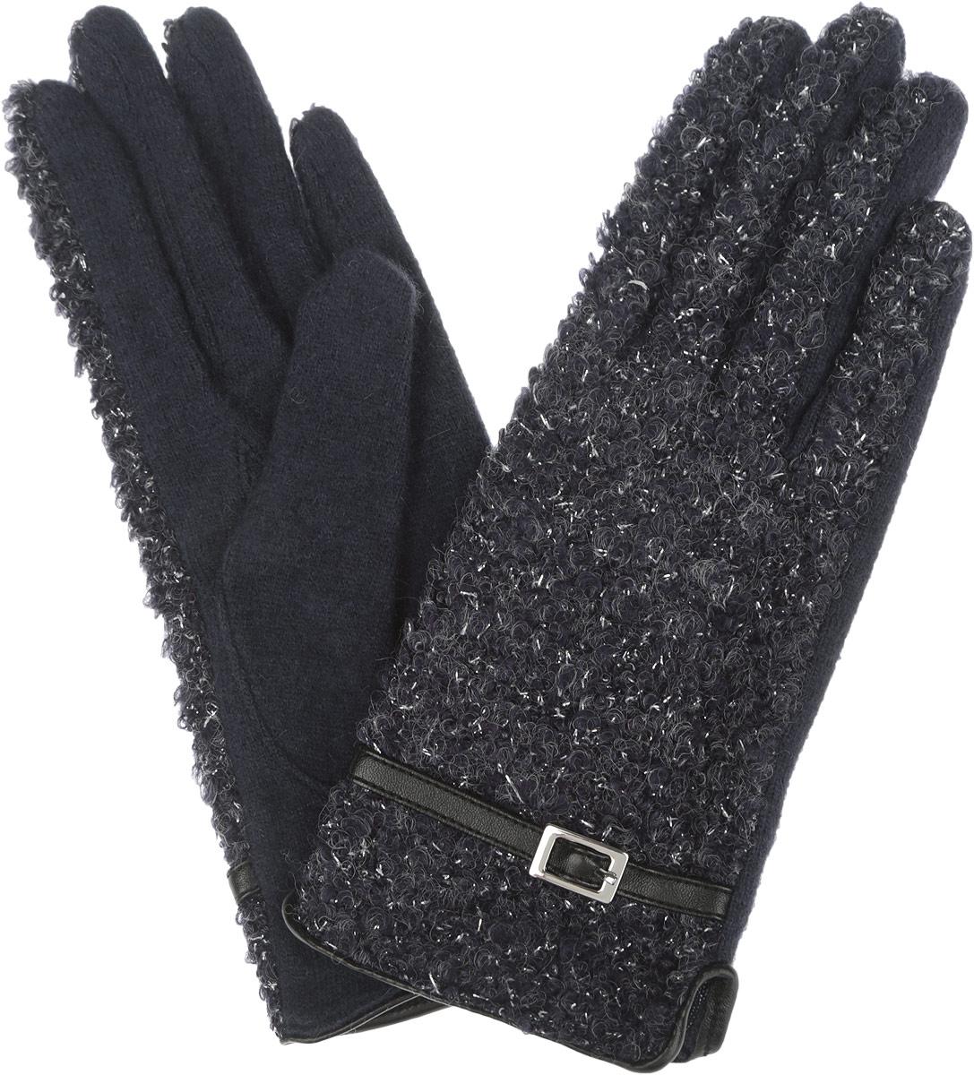 Перчатки женские. LB-BPH-10LB-BPH-10Стильные женские перчатки Labbra не только защитят ваши руки от холода, но и станут великолепным украшением. Перчатки выполнены из шерсти с добавлением акрила и ангоры. Модель дополнена декоративным ремешком с пряжкой. Лицевая сторона модели выполнена из буклированного трикотажа. В настоящее время перчатки являются неотъемлемой частью гардероба, вместе с этим аксессуаром вы обретаете женственность и элегантность. Перчатки станут завершающим и подчеркивающим элементом вашего стиля и неповторимости.