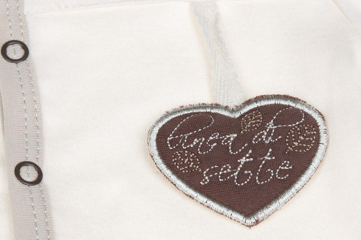 Кофточка для девочки Моя любовь. 06-0702