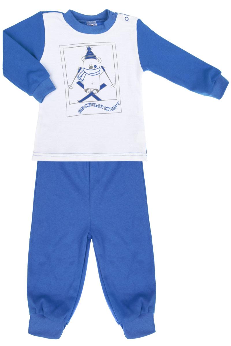 Пижама для мальчика Спорт. 1618516188