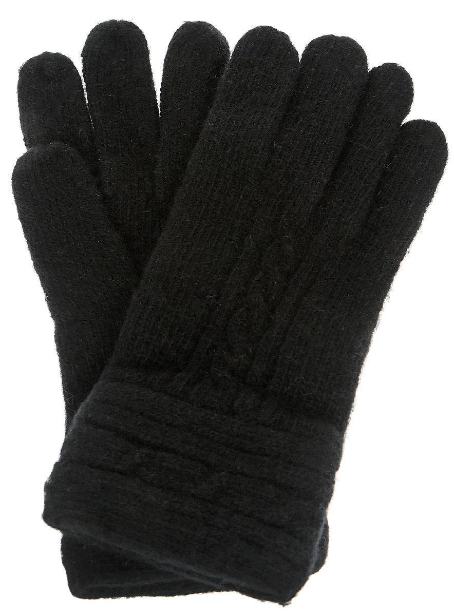 Перчатки женские. W14W14Элегантные женские перчатки Modo станут великолепным дополнением вашего образа и защитят ваши руки от холода и ветра во время прогулок. Перчатки выполнены из высококачественной комбинированной пряжи, что позволяет им надежно сохранять тепло и обеспечивает высокую гигроскопичность. Такие перчатки будут оригинальным завершающим штрихом в создании современного модного образа, они подчеркнут ваш изысканный вкус и станут незаменимым и практичным аксессуаром.