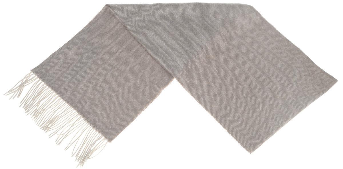 ШарфTH-21538-12Стильный шарф Paccia согреет вас в прохладную погоду и станет отличным завершением вашего образа. Шарф изготовлен из натуральной шерсти и оформлен узором елочка. Материал мягкий и приятный на ощупь, хорошо драпируется. Края шарфа декорированы кисточками, скрученными в жгутики. Этот модный аксессуар гармонично дополнит любой наряд и подчеркнет ваш изысканный вкус.