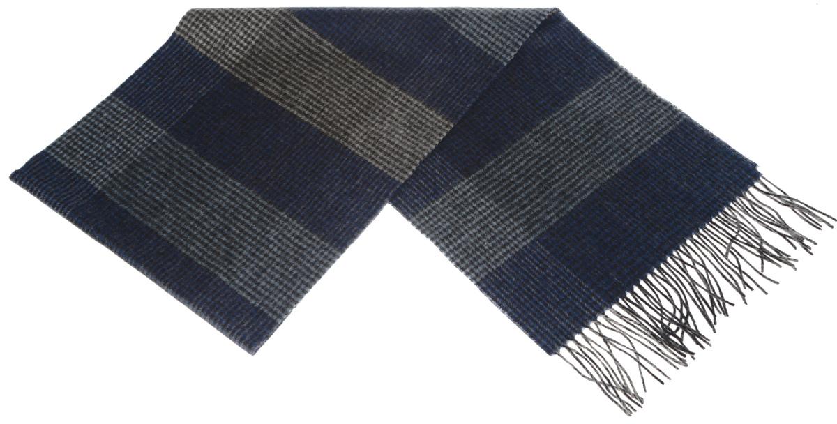 TH-21525-3Стильный шарф Paccia согреет вас в прохладную погоду и станет отличным завершением вашего образа. Шарф изготовлен из натуральной шерсти и оформлен узором в мелкую клетку. Материал мягкий и приятный на ощупь, хорошо драпируется. Края шарфа декорированы кисточками, скрученными в жгутики. Этот модный аксессуар гармонично дополнит любой наряд и подчеркнет ваш изысканный вкус.