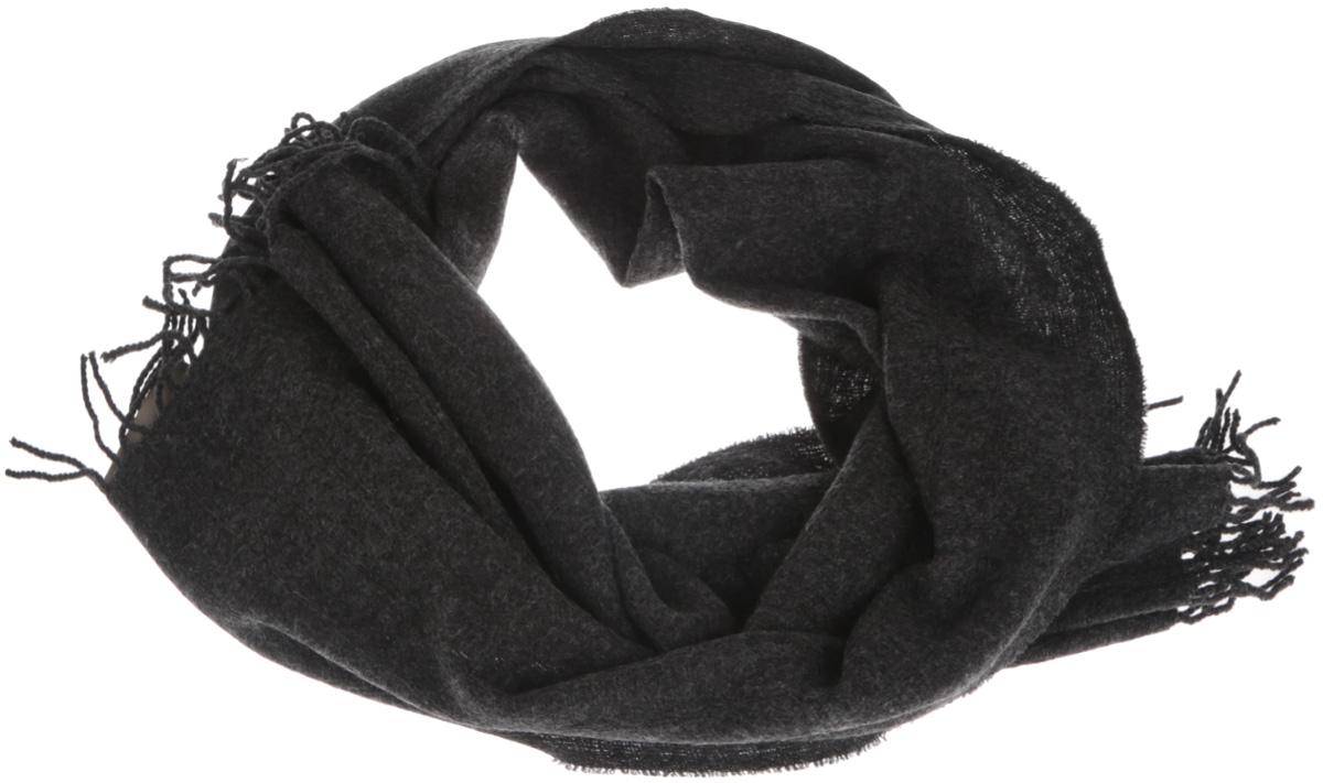 Шарф мужской. U42-5571U42-5571Элегантный мужской шарф Eleganzza согреет вас в холодное время года, а также станет изысканным аксессуаром, который призван подчеркнуть ваш стиль и индивидуальность. Оригинальный и стильный шарф выполнен из высококачественной шерсти с добавлением кашемира и украшен длинной бахромой в виде жгутиков по краю. Такой шарф станет превосходным дополнением к любому наряду, защитит вас от ветра и холода, и позволит вам создать свой неповторимый стиль.