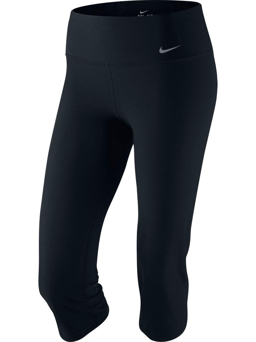 Капри для фитнеса женские Legend 2.0 Slim Poly. 548497548497-010Стильные женские капри Nike Legend 2 Slim Poly, изготовленные из износостойкого приятного на ощупь материала, предназначены специально для фитнеса. Мягкий трикотаж с функцией Dri-FIT отводит влагу, сохраняя сухость и комфорт. Модель с комфортными плоскими швами и широким эластичным поясом идеально подойдет тем, кто хочет всегда выглядеть стильно. Капри идеально прилегают к телу и подчеркивают достоинства фигуры, абсолютно не сковывая движений. Отличный вариант как для активных тренировок, так и для отдыха.
