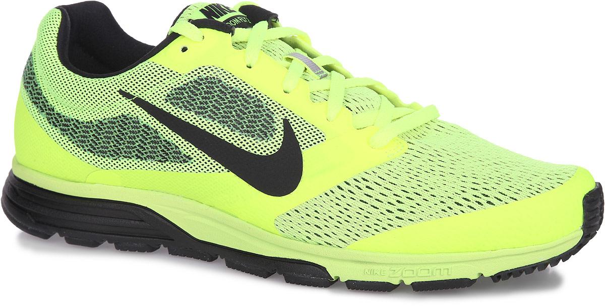 Кроссовки для бега мужские Air Zoom Fly 2. 707606707606-004Мужские кроссовки для бега Nike Air Zoom Fly 2 сочетают в себе практичность, классический дизайн и непревзойденный комфорт. Модель выполнена по бесшовной технологии из многослойной воздухопроницаемого текстиля, обеспечивающего идеальную посадку обуви на ноге, и дополнена вставка из искусственных материалов. Верх кроссовок оформлен классической шнуровкой, которая гарантирует надежную фиксацию стопы. Внутренняя часть и стелька, изготовленные из текстиля, обеспечат комфорт и уют. По бокам кроссовки декорированы фирменным знаком бренда. Язычок и задник дополнены текстильными нашивками. Низкопрофильная конструкция платформы, изготовленная из сверхлегкого материала и оснащенная специальной амортизирующей вставкой, превосходно поглощает ударную нагрузку при ходьбе или беге, делая походку плавной и естественной. Сложный рисунок протектора с системой желобков служит для гибкости подошвы и оптимального сцепления с поверхностью.