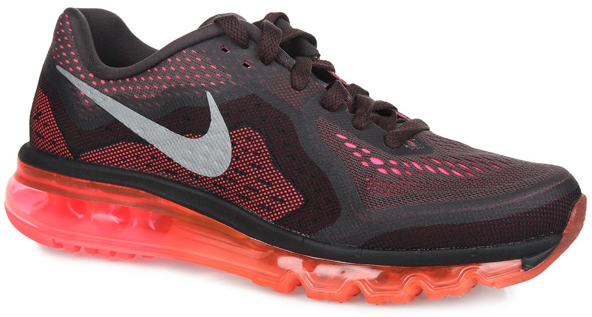 Кроссовки для бега женские WMNS Air Max 2014. 621078-200621078-200Ультрамодные женские кроссовки Nike Air Max 2014 благодаря уникальному дизайну сочетаются с любым стилем одежды. Модель обладает высокой износоустойчивостью, поэтому вы будете носить кроссовки нескончаемо долго! Изделие выполнено из сетчатого текстиля и дополнено вставками из искусственных материалов. Верх обуви оформлен классической шнуровкой, которая надежно зафиксирует модель на ноге. Подкладка и стелька, изготовленные из текстиля, гарантируют комфорт и уют. Сбоку и на язычке кроссовки декорированы символикой бренда. Амортизирующая подошва, с большой подушкой AIR Sole в пятке, обеспечивает ножкам максимальный комфорт и отличное сцепление с любой поверхностью. Революционная воздушная система Sole начала свой путь в подразделении Nike с конца 70х годов. В 1987 году Nike Air Max 1 дебютировали с открытой взору капсулой в пяточной части подошвы, что позволило фанатам серии AIR увидеть собственными глазами дарующий комфорт Sole модуль. Амортизирующий блок представляет из себя...