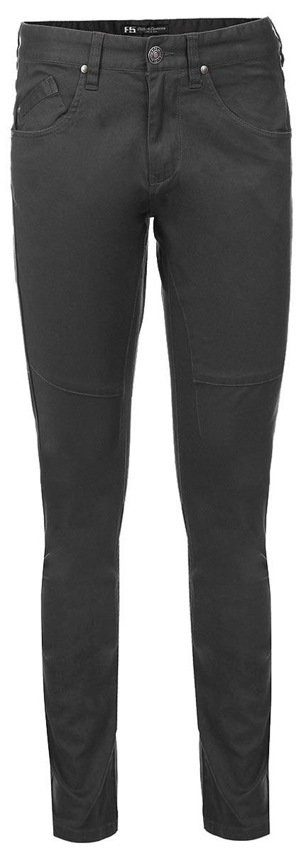 Брюки09531Стильные мужские брюки F5 выполнены из плотного хлопка с небольшим добавлением эластана. Модель прямого кроя и средней посадки не сковывает движения и дарит комфорт. Застегиваются брюки на пуговицу в поясе и ширинку на молнии, имеются шлевки для ремня. Спереди модель оформлена двумя втачными карманами и одним небольшим секретным кармашком, а сзади - двумя накладными карманами. Эти модные и в тоже время комфортные брюки послужат отличным дополнением к вашему гардеробу. В них вы всегда будете чувствовать себя уютно и комфортно.
