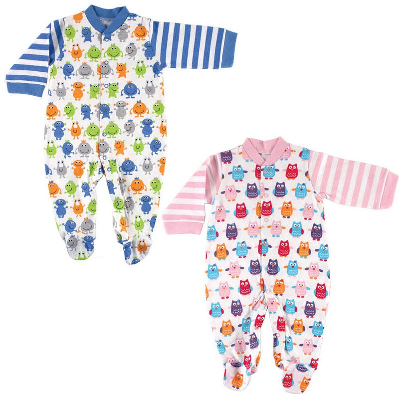 Боди к/р для девочек. 8312283122Комбинезон на кнопках для новорождённых торговой марки Luvable Friends. Комбинезон изготовлен из качественного 100% хлопка, декорирован симпатичными принтами по всей поверхности. Комбинезон является важной составляющей детского гардероба, идеально подходит для сна и отдыха новорождённого.