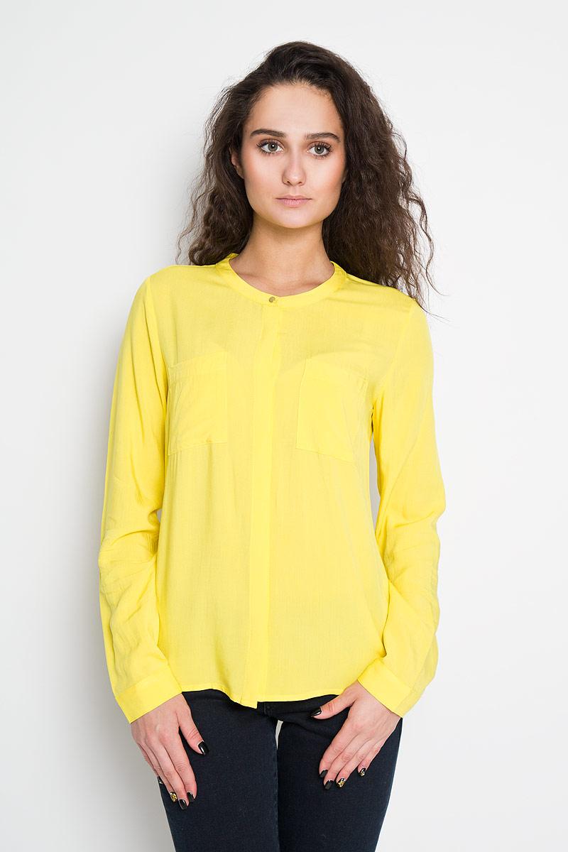 Желтая Блузка Купить В Интернет Магазине
