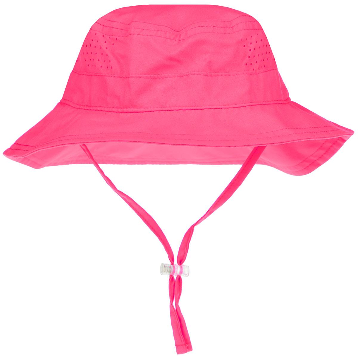 518350_0100Детская панама Reima Tropiсal идеально подойдет вашему ребенку в теплое время года. Изготовленная из 100% полиэстера, она не раздражает даже самую нежную и чувствительную кожу, позволяет ей дышать. Изделие обеспечивает эффективную защиту от вредных солнечных лучей благодаря УФ-фильтру 50+. Модель с широкими полями дополнена специальными прорезями для вентиляции и дополнена завязками на стоппере. Такая панама надежно защитит голову ребенка от перегревания, а глаза от попадания прямого солнечного света.