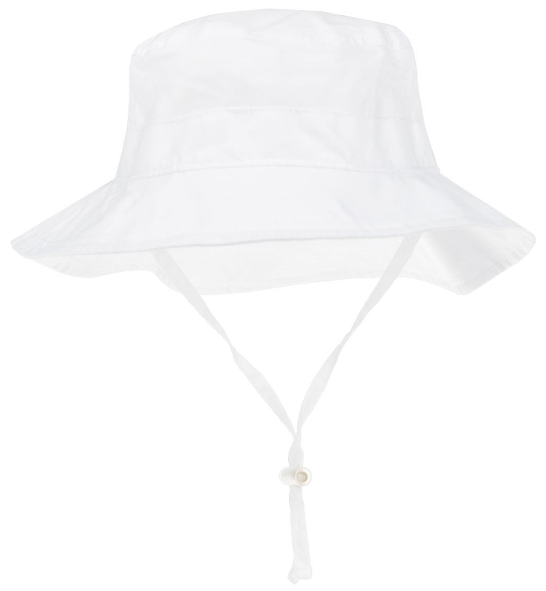 Панама детская Tropiсal. 518350518350_0100Детская панама Reima Tropiсal идеально подойдет вашему ребенку в теплое время года. Изготовленная из 100% полиэстера, она не раздражает даже самую нежную и чувствительную кожу, позволяет ей дышать. Изделие обеспечивает эффективную защиту от вредных солнечных лучей благодаря УФ-фильтру 50+. Модель с широкими полями дополнена специальными прорезями для вентиляции и дополнена завязками на стоппере. Такая панама надежно защитит голову ребенка от перегревания, а глаза от попадания прямого солнечного света.