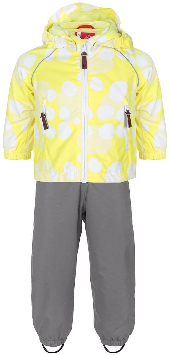 Reima Комплект детский Kupliva: куртка, полукомбинезон. 513096R