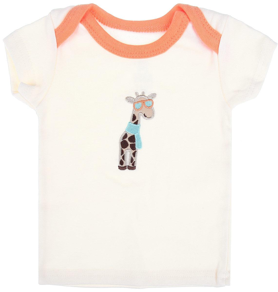 Hudson Baby Подарочный комплект для новорожденного Жираф, 5 предметов. 58103