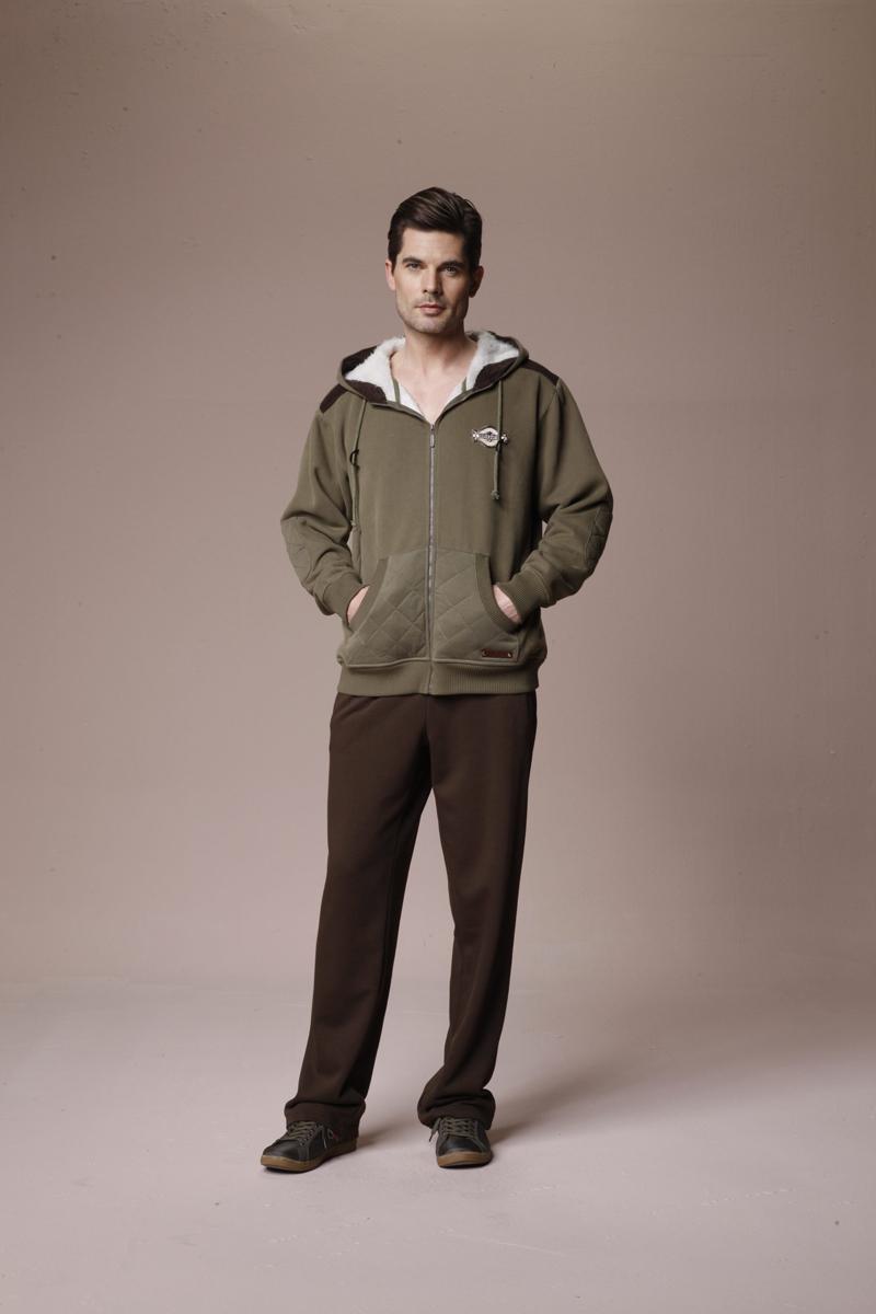Relax Mode Комплект мужской: толстовка, брюки. 5182