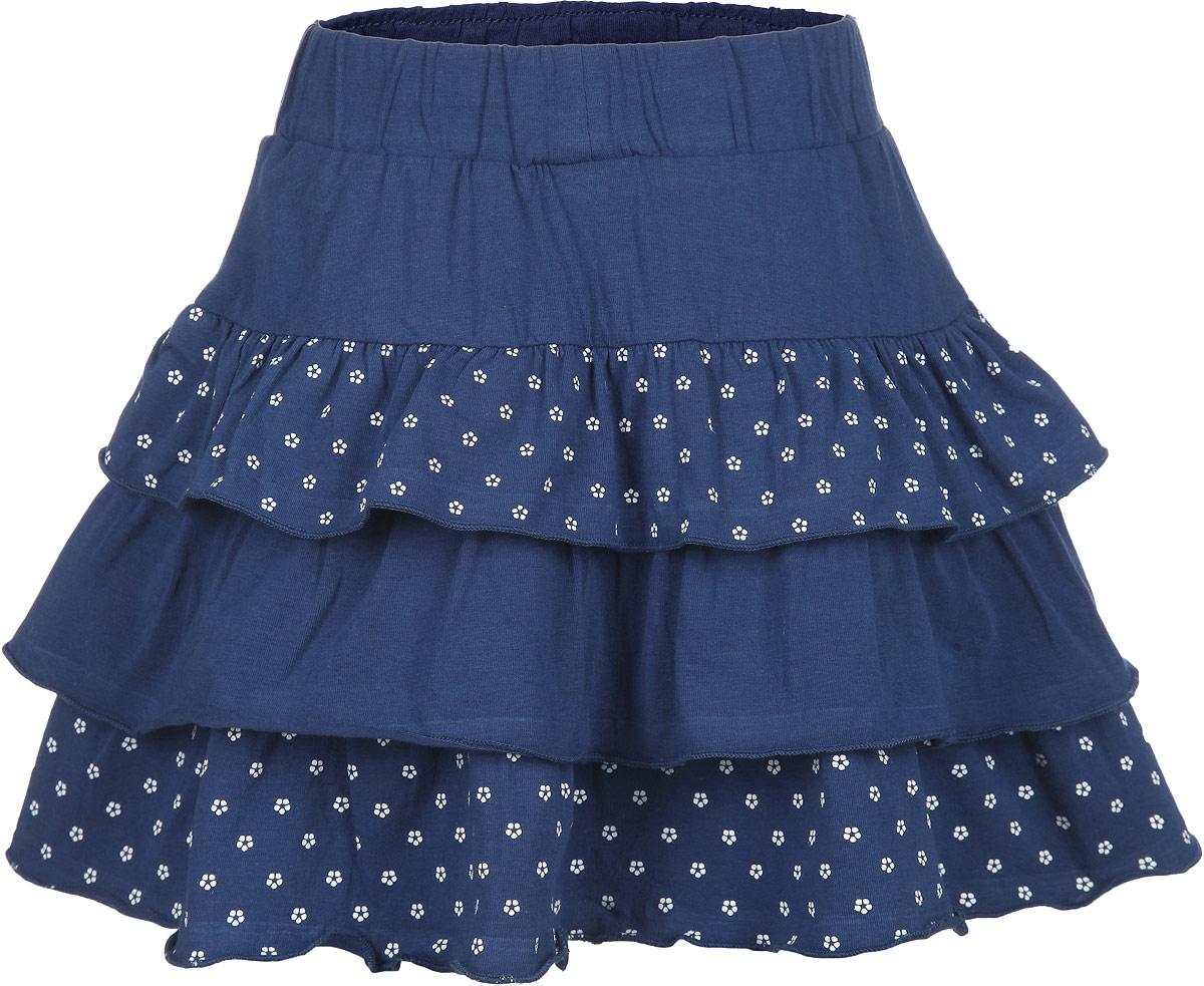 Button Blue Юбка для девочки. 116BBGB5503