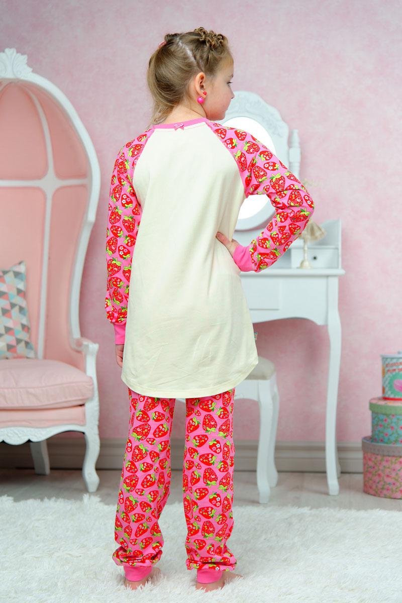 KitFox Пижама для девочки. AW15-UAT-GST-149