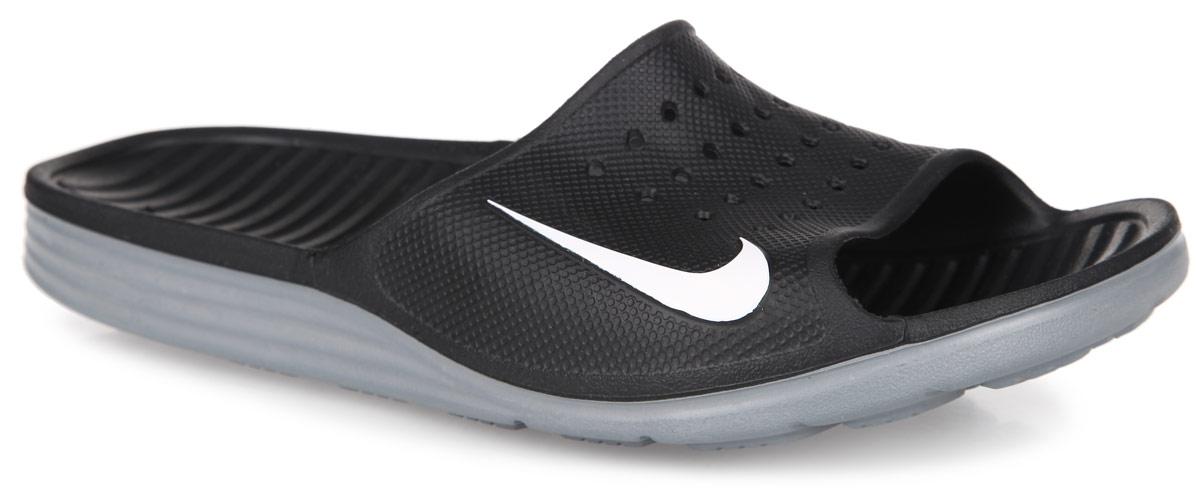 Nike Шлепанцы мужские Solarsoft Slide. 386163
