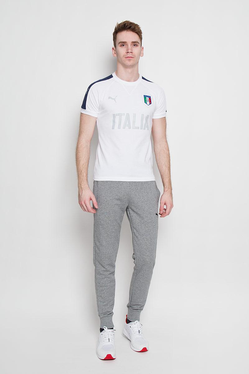 Футболка мужская FIGC Italia Casual. 7488560