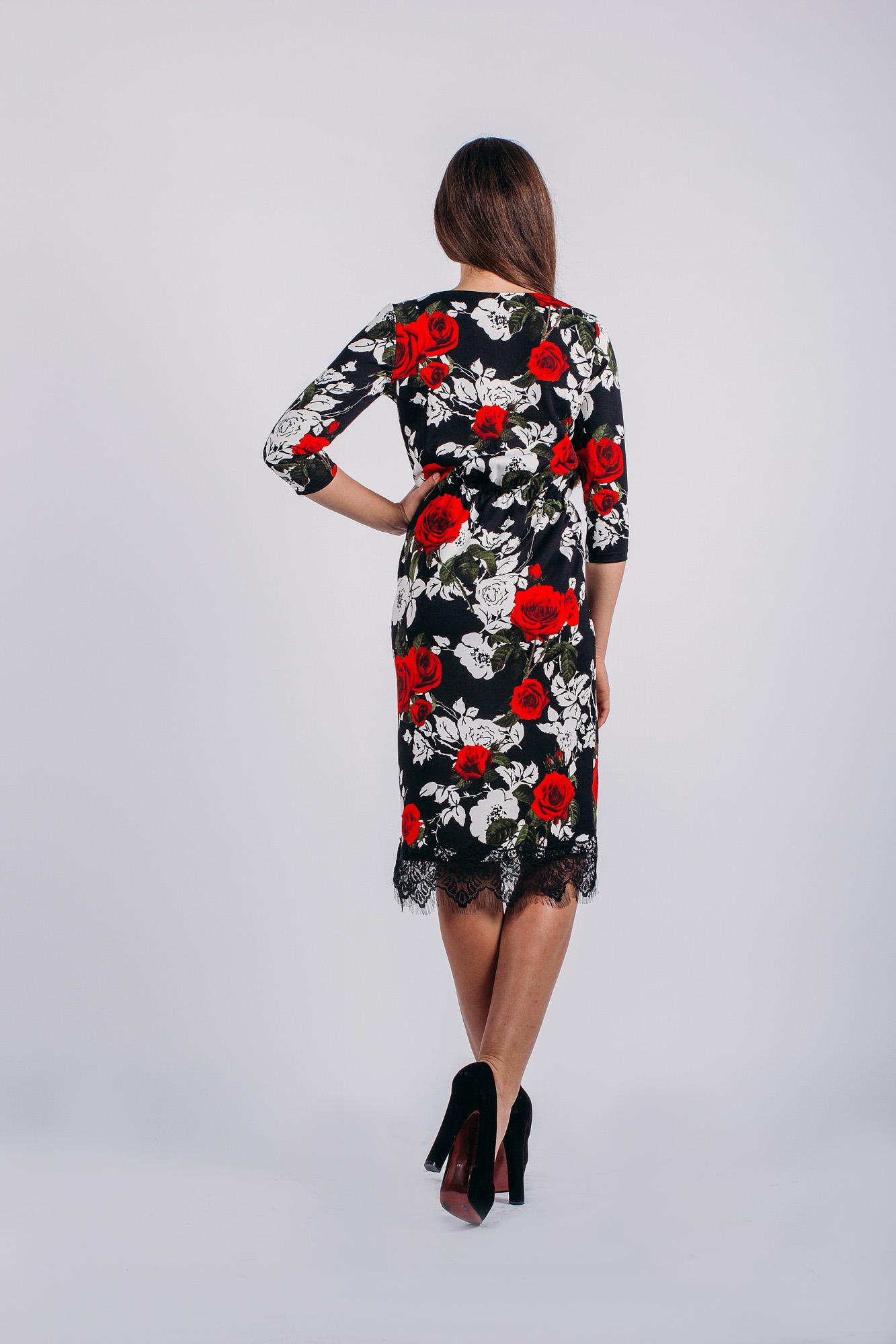 Платье. 738