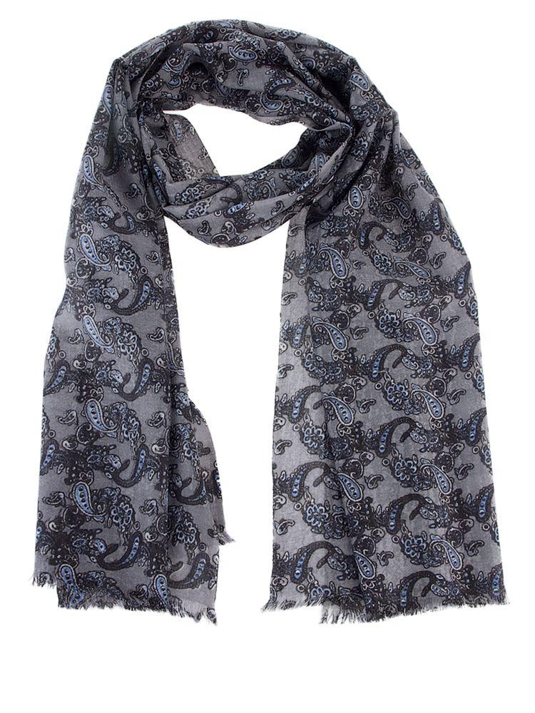 ШарфR-GANESH01 BlackМужской шарф Leo Ventoni станет стильным аксессуаром, который призван подчеркнуть вашу индивидуальность. Выполненный из шерсти, он теплый, очень мягкий, имеет приятную на ощупь текстуру. Изделие оформлено оригинальным принтом, по краям украшено кисточками. Такой шарф отлично дополнит любой образ, а также подарит вам ощущение комфорта и уюта.