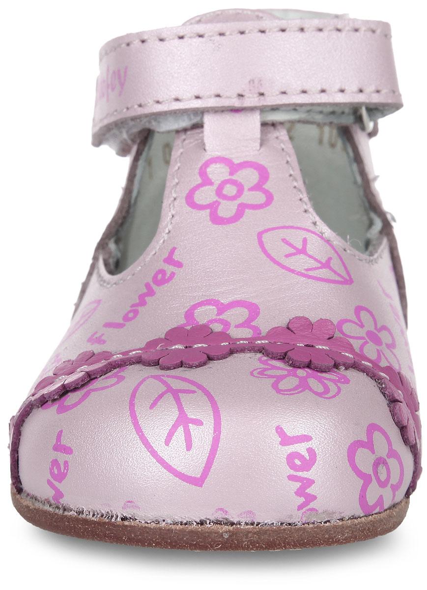 Туфли для девочки. 032035-22