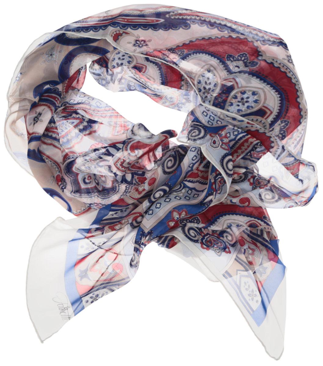 Шарф женский. CX1516-45CX1516-45-1Модный женский шарф Fabretti подарит вам уют и станет стильным аксессуаром, который призван подчеркнуть вашу индивидуальность и женственность. Тонкий шарф выполнен из высококачественного шелка, он невероятно мягкий и приятный на ощупь. Шарф оформлен принтом с оригинальным этническим орнаментом. Этот модный аксессуар гармонично дополнит образ современной женщины, следящей за своим имиджем и стремящейся всегда оставаться стильной и элегантной. Такой шарф украсит любой наряд и согреет вас в непогоду, с ним вы всегда будете выглядеть изысканно и оригинально.