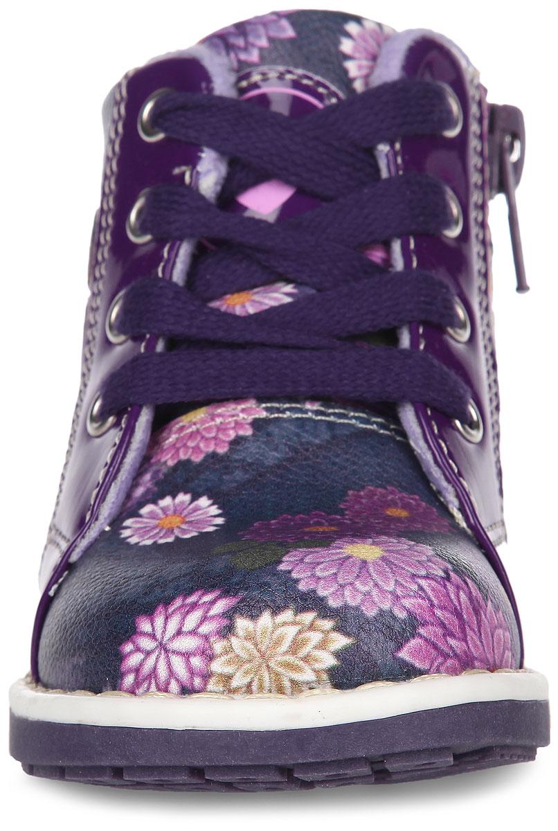 Ботинки для девочки. 51-0970