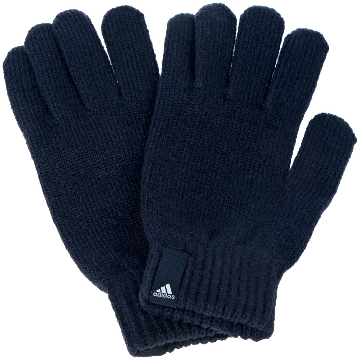 AB0346Теплые вязаные Adidas Performance станут великолепным дополнением вашего образа и защитят ваши руки от холода и ветра во время прогулок. Перчатки, выполненные из акрила, полиэстера и эластана, надежно сохраняют тепло и обеспечивают удобство и комфорт при носке. Такие перчатки будут оригинальным завершающим штрихом в создании современного модного образа, они подчеркнут ваш изысканный вкус и станут незаменимым и практичным аксессуаром.