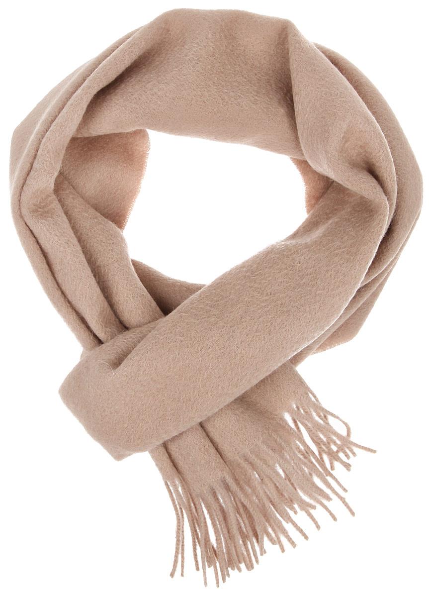Шарф0012-268Мужской шарф Fabretti, выполненный из шерсти с добавлением кашемира, отлично подойдет для повседневной носки. Материал шарфа очень мягкий и приятный на ощупь. Благодаря составу, изделие максимально сохраняет тепло. По краям модель декорирована тонкими кисточками, скрученными в жгутики. Этот модный аксессуар гармонично дополнит ваш образ, а также подарит ощущение тепла, комфорта и уюта.