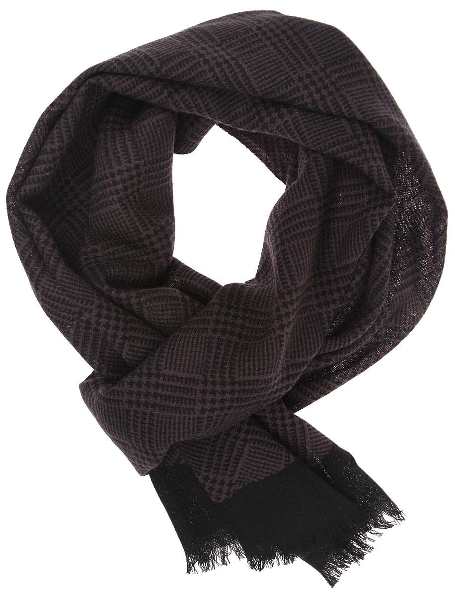 ШарфJOE004-CЭлегантный мужской шарф Fabretti согреет вас в холодное время года, а также станет изысканным аксессуаром, который призван подчеркнуть ваш стиль и индивидуальность. Оригинальный шарф выполнен из натуральной шерсти, оформлен узором в клетку и украшен тонкой бахромой по краям. Такой шарф станет превосходным дополнением к любому наряду, защитит вас от ветра и холода и позволит вам создать свой неповторимый стиль.