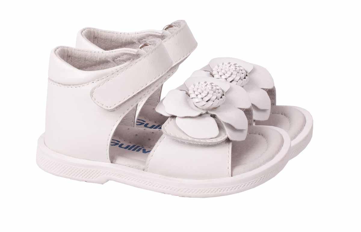 Сандалии для девочки. 116GBGS0401116GBGS0401Летние сандалии для девочки - вещь необходимая. Но к покупке обуви стоит отнестись ответственно. Первые сандалии должны быть удобными, не скользить, не натирать и соответствовать самым высоким стандартам качества. Если вам необходимо купить детские сандалии, присмотритесь к этой модели. Они сделаны из натуральной кожи. Продуманный дизайн и удачная форма модели позволяют с помощью велкро(липучка) индивидуально регулировать объем. Эти сандалии сделают первые шаги вашей малышки легкими и уверенными.