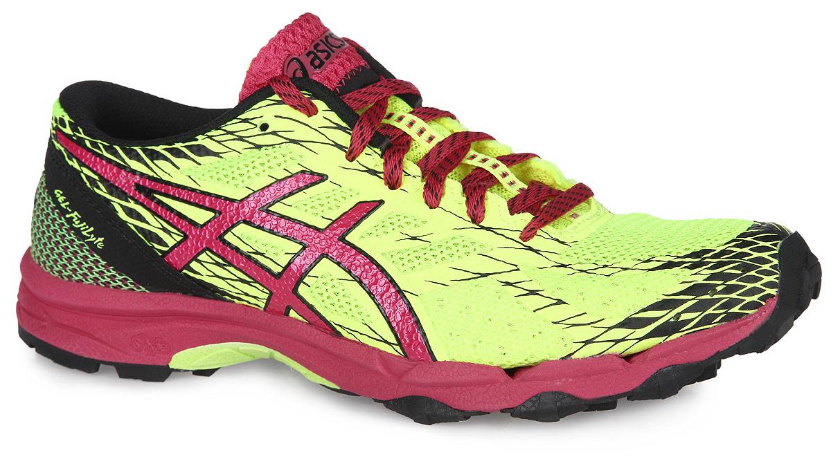 T682N-0721Удобные беговые кроссовки Gel-FujiLyte от Asics покорят вас своим дизайном. Верх модели выполнен из дышащего сетчатого текстиля и дополнен вставками из ПВХ. Модель оформлена перфорацией, которая обеспечивает естественную вентиляцию обуви, на язычке - названием бренда, сбоку - названием модели. Подкладка из текстиля и стелька из EVA-материала с текстильной поверхностью гарантируют комфорт при движении. Шнуровка надежно зафиксирует модель на ноге. Промежуточная подошва гарантирует отличную амортизацию. Резиновая подошва с протектором гарантирует идеальное сцепление с любой поверхностью. Такие кроссовки займут достойное место в вашем гардеробе. Побейте свой рекорд скорости в кроссовках Gel-FujiLyte.