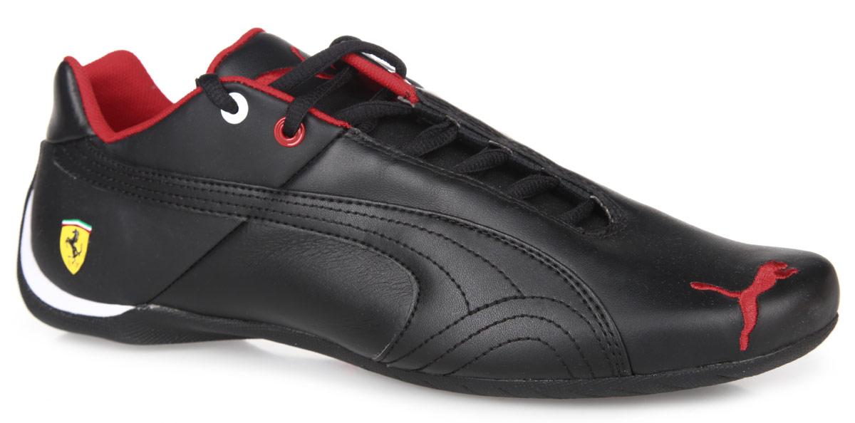 Кроссовки мужские Future Cat Leather SF. 3057350230573502Стильные мужские кроссовки Future Cat Leather SF от Puma - это легкость и свобода движения. Модель выполнена из натуральной кожи. Подкладка изготовлена из текстиля. Стелька выполнена из ЭВА с текстильной поверхностью. Функциональная шнуровка обеспечивает устойчивость ноги. Округлая пятка способствует естественности и плавности движений, обеспечивает максимальный комфорт во время управления автомобилем. На язычке и на мыске изделие оформлено фирменным логотипом. Красивые, практичные и удобные кроссовки прекрасно подходят для носки в повседневной жизни, вождения автомобиля и активного отдыха.