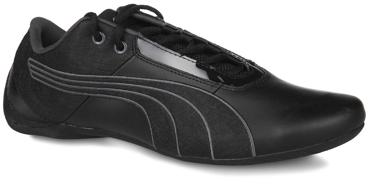 Кроссовки мужские Future Cat S1 NM. 305705030570501Стильные мужские кроссовки Future Cat S1 NM от Puma - это легкость и свобода движения. Модель выполнена из натуральной кожи с вставками из плотного синтетического материала. Подкладка выполнена из текстиля. Стелька из ЭВА с текстильной поверхностью обеспечивает дополнительную амортизацию. Функциональная шнуровка в сочетании с удобной колодкой обеспечивают идеальную фиксацию на ноге. Резиновая подошва обеспечивает максимальное сцепление с поверхностью. На язычке изделие оформлено фирменным логотипом. Удобные кроссовки - выбор истинных ценителей активного образа жизни.