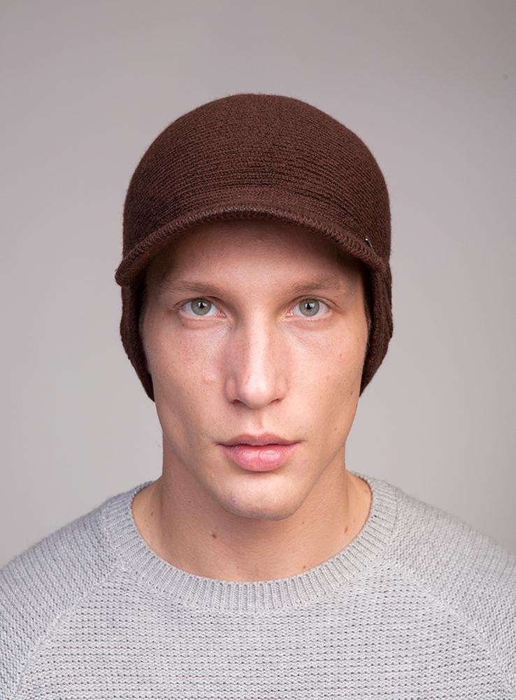 Шапка3450171Мужская шапка-кепка Canoe Unix дополнит ваш образ в холодную погоду. Сочетание различных материалов максимально сохраняет тепло и обеспечивает удобную посадку. Гладкая вязка подчеркивает идеальную посадку. Дополнена шапка небольшими ушками. Такая шапка составит идеальный комплект с модной верхней одеждой, в ней вам будет уютно и тепло! Изделие проходит предварительную стирку и последующую обработку специальными составами и паром для улучшения износоустойчивости, комфорта и приятных тактильных ощущений. Структура шерсти после обработок по новейшим технологиям приобретает легкость, мягкость, морозоустойчивость, становится пушистой, не продуваемой. Изделие долго сохраняет заданную форму.