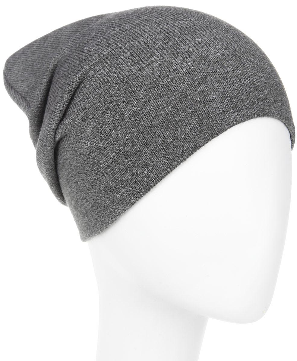 Шапка мужская. RMH5580RMH5580_001Стильная мужская шапка Elfrio отлично дополнит ваш образ в холодную погоду. Сочетание акрила и эластана максимально сохраняет тепло и обеспечивает удобную посадку, невероятную легкость и мягкость. Двухслойная модель дополнена текстильной нашивкой. Стильная шапка Elfrio подчеркнет ваш неповторимый стиль и индивидуальность. Уважаемые клиенты! Размер, доступный для заказа, является обхватом головы.
