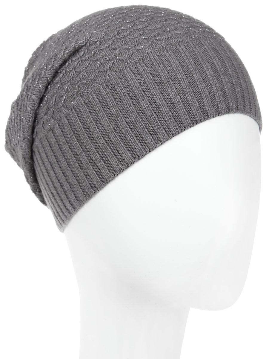 ШапкаMWH8_008Стильная женская шапка Marhatter отлично дополнит ваш образ в холодную погоду. Выполненная из пряжи с содержанием кашемира и шерсти мериноса, шапка максимально сохраняет тепло и обеспечивает удобную посадку, невероятную легкость и мягкость. Модная шапка Marhatter подчеркнет ваш неповторимый стиль и индивидуальность. Уважаемые клиенты! Размер, доступный для заказа, является обхватом головы.