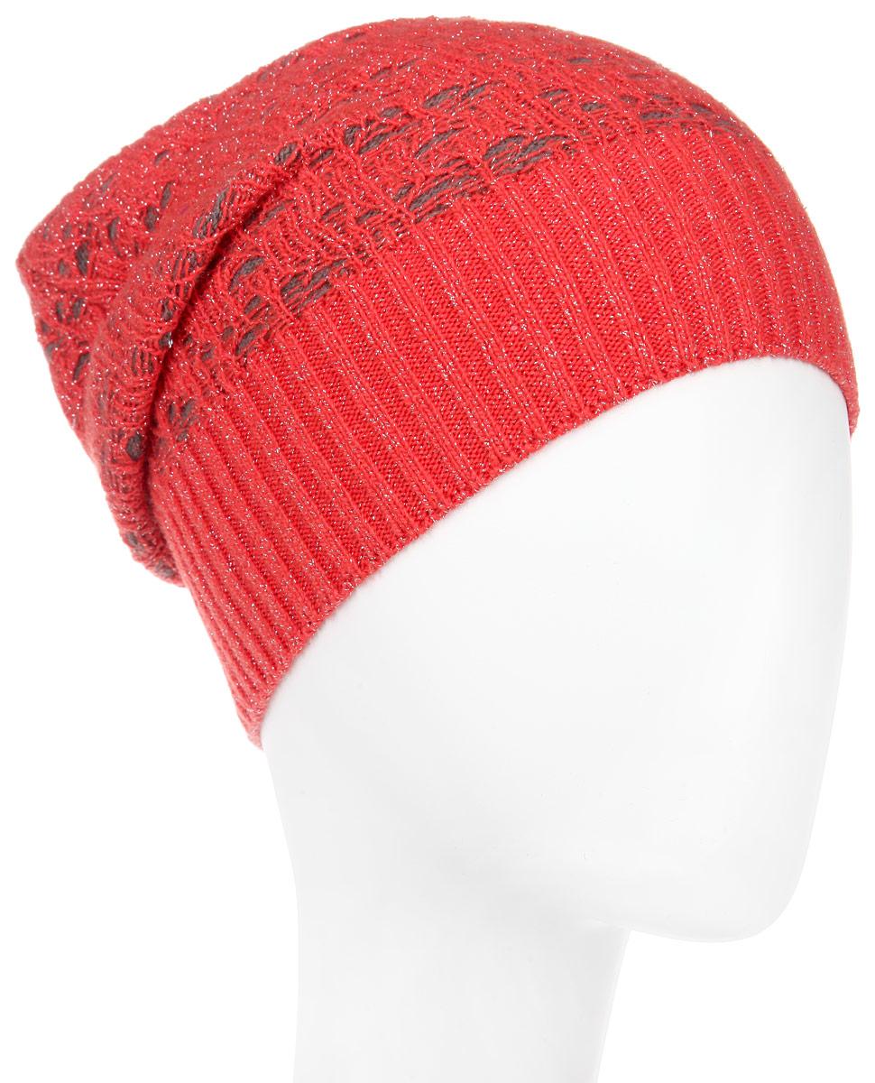 ШапкаMWH5639_060Стильная женская шапка Marhatter отлично дополнит ваш образ в холодную погоду. Выполненная из пряжи с содержанием кашемира и шерсти мериноса, шапка максимально сохраняет тепло и обеспечивает удобную посадку, невероятную легкость и мягкость. Оригинальный дизайн модели добавит уникальность вашему образу. Модная шапка Marhatter подчеркнет ваш неповторимый стиль и индивидуальность. Уважаемые клиенты! Размер, доступный для заказа, является обхватом головы.