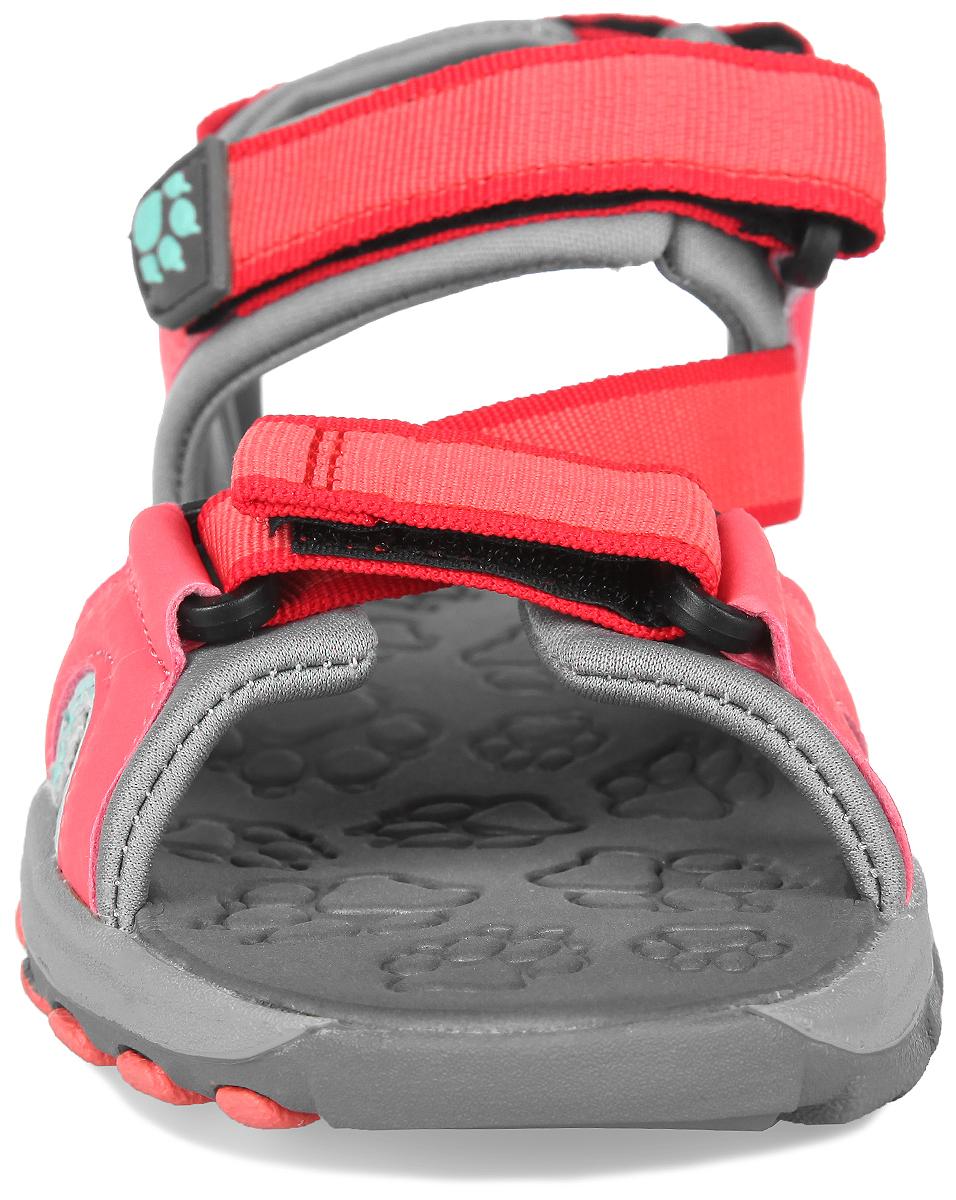 Сандалии для девочки Lakewood Ride Sandal. 4019101-2260