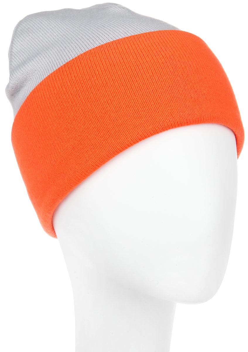 RYH5724_001/085Удлиненная мужская шапка Elfrio отлично дополнит ваш образ в холодную погоду. Сочетание акрила и эластана максимально сохраняет тепло и обеспечивает удобную посадку, невероятную легкость и мягкость. Двухстороннюю двухцветную шапку можно носить как с отворотом, так и без. Стильная шапка Elfrio подчеркнет ваш неповторимый стиль и индивидуальность. Такая модель будет актуальна как на спортивных мероприятиях, так и в повседневной жизни. Уважаемые клиенты! Размер, доступный для заказа, является обхватом головы.