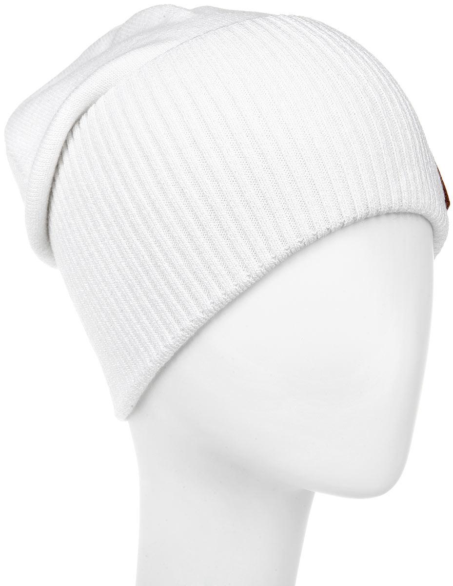 Шапка мужская. MMH9MMH9_006Стильная мужская шапка Marhatter отлично дополнит ваш образ в холодную погоду. Модель обладает модным дизайном, который будет актуальным как на спортивных мероприятиях, так и в повседневной жизни. Сочетание шерсти и акрила максимально сохраняет тепло и обеспечивает удобную посадку, невероятную легкость и мягкость. Модель оформлена отворотом и декорирована кожаной нашивкой с металлическим бейджем. Стильная шапка Marhatter подчеркнет ваш неповторимый стиль и индивидуальность. Уважаемые клиенты! Размер, доступный для заказа, является обхватом головы.