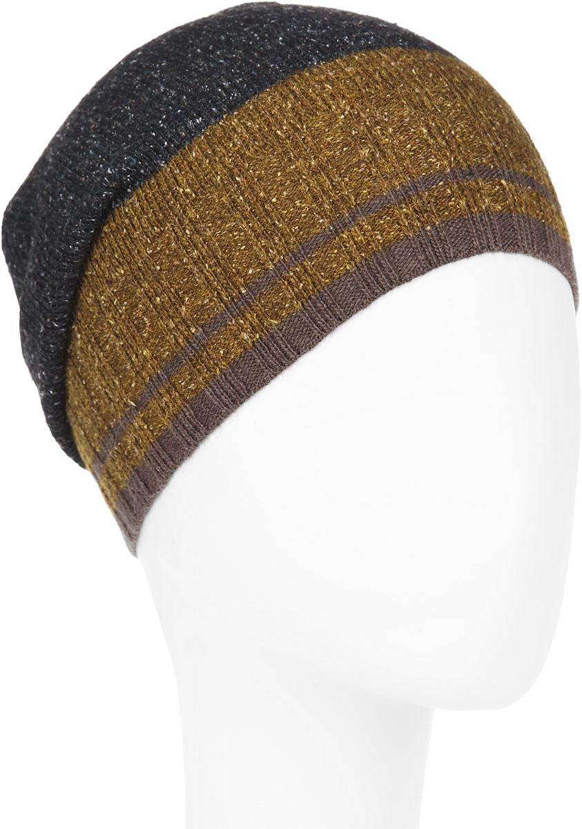 MBH5634_008/018Великолепная шапка Marhatter отлично подходит для активных и жизнерадостных мальчиков. Сочетание шерсти и акрила максимально сохраняет тепло и обеспечивает удобную посадку, невероятную легкость и мягкость. Шапка дополнена небольшим текстильным помпоном. Стильная шапка Marhatter подчеркнет ваш неповторимый стиль и индивидуальность. Уважаемые клиенты! Размер, доступный для заказа, является обхватом головы.
