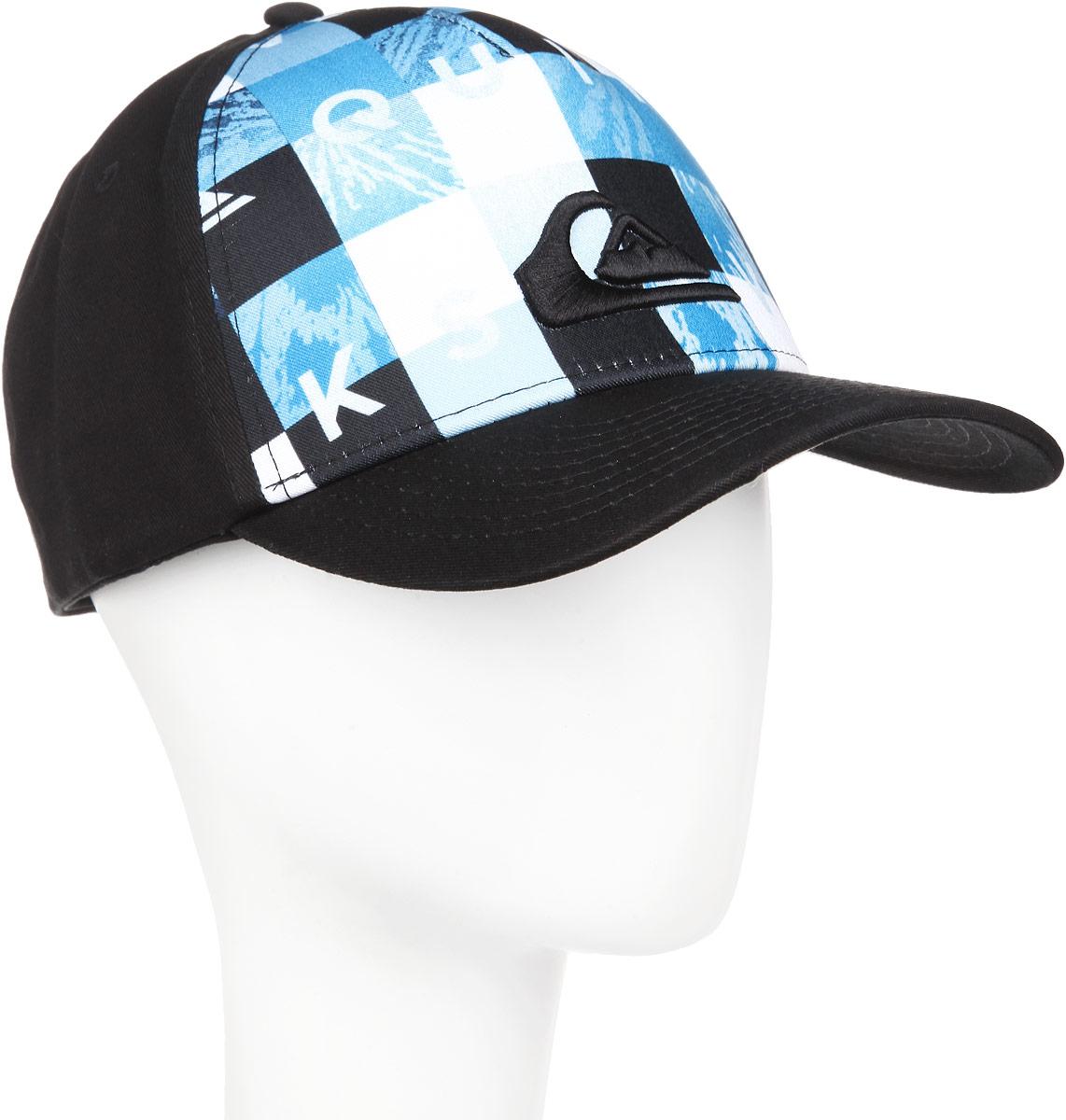 Quiksilver Бейсболка мужская Pintails M HATS. AQYHA03267