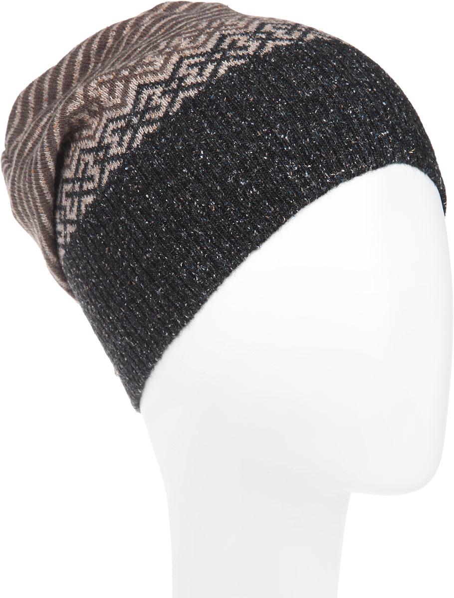 MTH5728_008Стильная шапка для мальчика Marhatter станет отличным дополнением к гардеробу подростка. Сочетание шерсти и акрила максимально сохраняет тепло и обеспечивает удобную посадку, невероятную легкость и мягкость. Модель оформлена вязаным принтом в полоску и дополнена кожаным хлястиком на металлической пряжке. Модная шапка Marhatter подчеркнет ваш неповторимый стиль и индивидуальность. Уважаемые клиенты! Размер, доступный для заказа, является обхватом головы.
