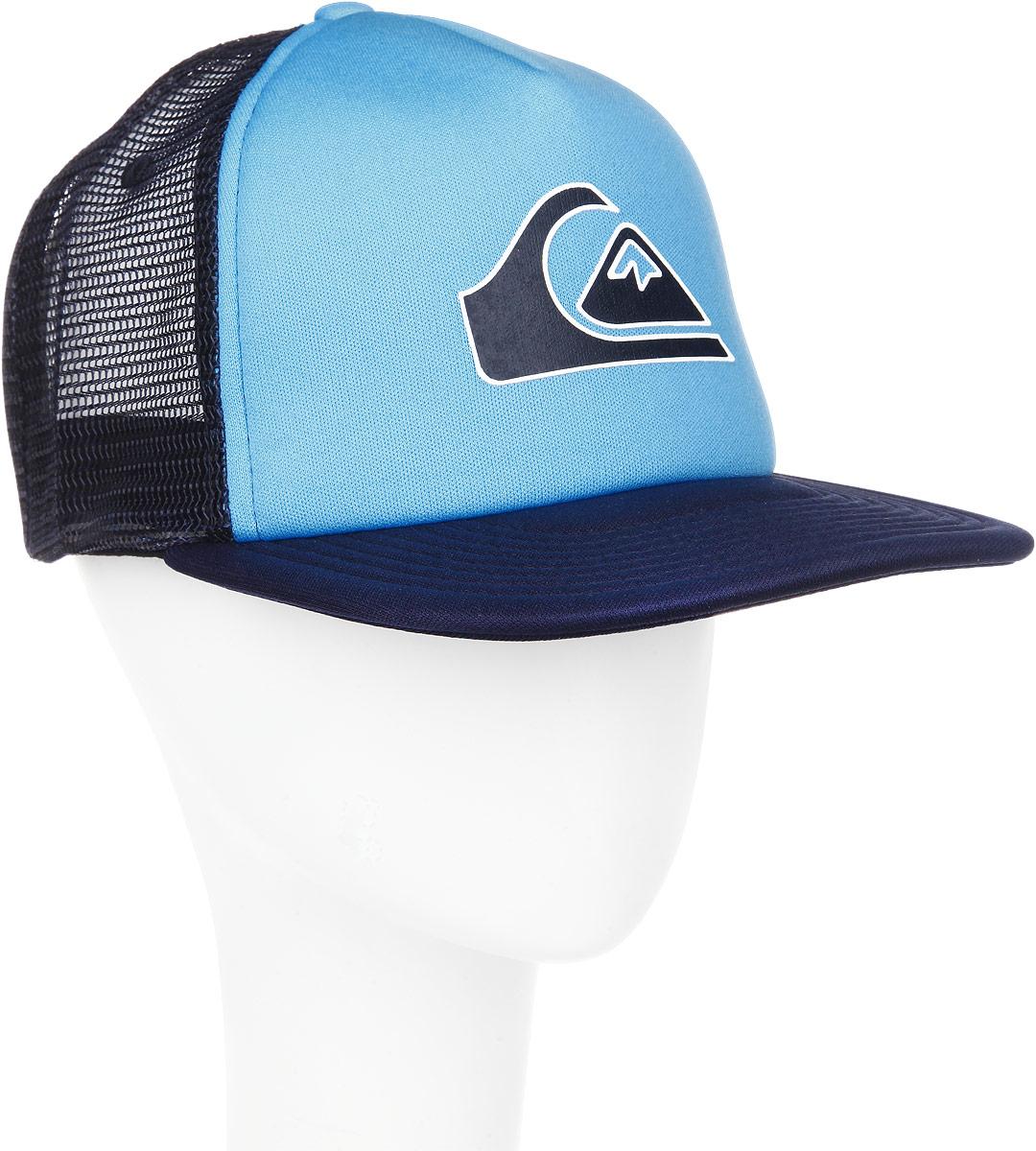 Quiksilver Бейсболка мужская Snapper M Hats. AQYHA03396