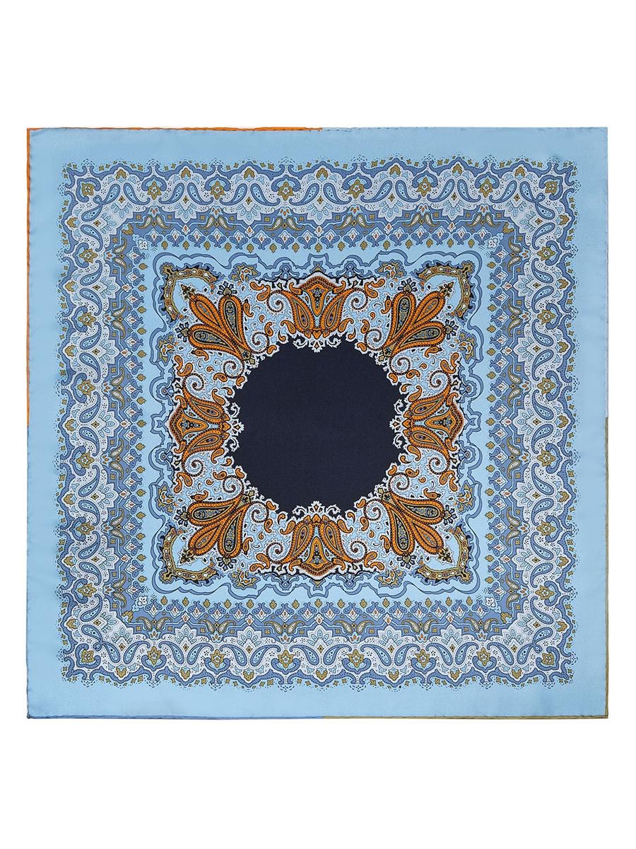 ПлатокE04-7108Стильный женский платок Eleganzza станет великолепным завершением любого наряда. Платок изготовлен из высококачественного шелка и оформлен оригинальным орнаментом. Классическая квадратная форма позволяет носить платок на шее, украшать им прическу или декорировать сумочку. Такой платок превосходно дополнит любой наряд и подчеркнет ваш неповторимый вкус и элегантность.